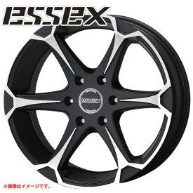 エセックス EJ 8.0-18 ホイール1本 ESSEX EJ 200系ハイエース