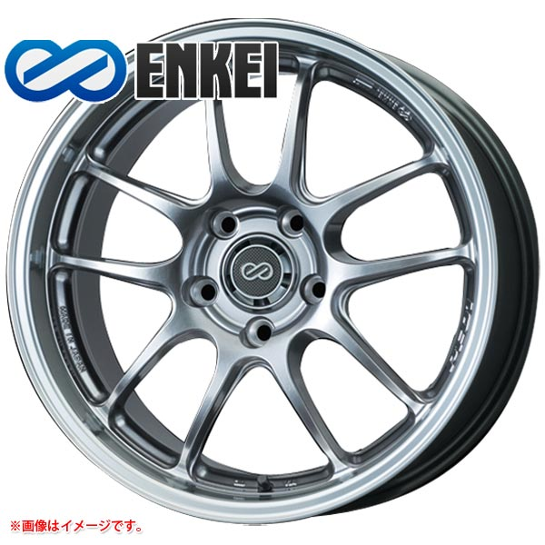 ENKEI エンケイ パフォーマンスライン PF01SS 9.0-17 ホイール1本 Performance Line PF01SS
