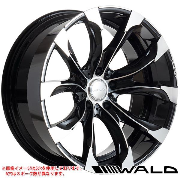 ヴァルド ジャレット J11-C LX/ランクル200 10.0-22 ホイール1本 WALD JARRET J11-C LX/ランクル200