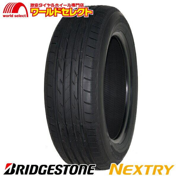 4本セット 新品タイヤ NEXTRY 155/65R13 155/65-13 ブリヂストン ネクストリー BRIDGESTONE 13インチ サマータイヤ
