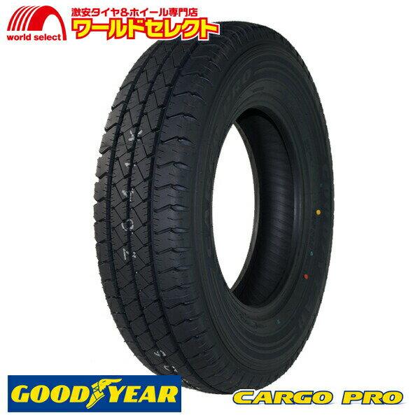 4本セット 新品タイヤ CARGO PRO 215/70R15 107/105L LT グッドイヤー カーゴプロ GOODYEAR 15インチ サマータイヤ