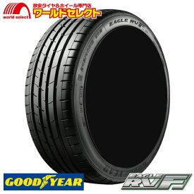 送料無料 4本セット 215/65R15 グッドイヤー EAGLE RV-F サマータイヤ 夏タイヤ GOODYEAR イーグル 新品 低燃費 単品 15インチ