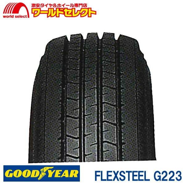 4本セット 新品タイヤ FLEXSTEEL G223 195/70R15 106/104L LT TL グッドイヤー GOODYEAR 15インチ サマータイヤ