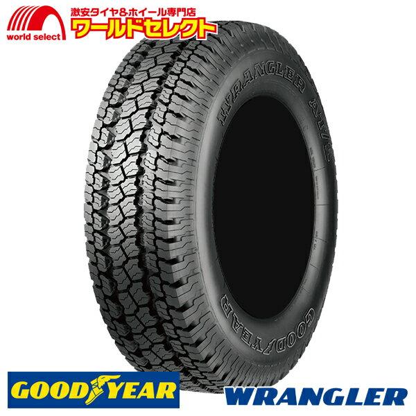 4本セット 新品タイヤ 265/70R15 265/70-15 15インチ グッドイヤー GOODYEAR ラングラー WRANGLER AT/S サマータイヤ