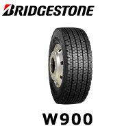 ブリヂストン225/80R17.5V-STEELSTUDLESSW900