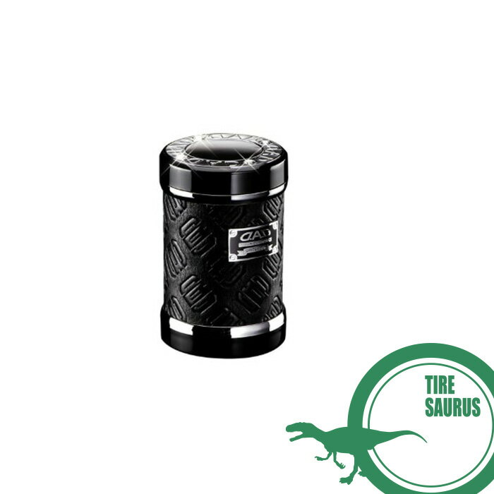 GARSON ラグジュアリー アッシュボトル タイプ モノグラムレザー 車用灰皿 【SA766】 カラー:ブラック、ベージュ ギャルソン