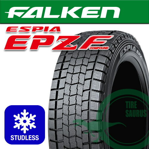 【要メーカー取寄】 ファルケン ESPIA EPZ F 165/65R14 79Q [FALKEN][スタッドレスタイヤ] 注)タイヤ1本あたりのお値段です