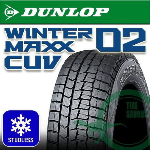 【要メーカー取寄】 ダンロップ ウインターマックス WM02 CUV 255/55R18 109Q XL 9月発売予定 [DUNLOP][WINTERMAXX][スタッドレスタイヤ] 注)タイヤ1本あたりのお値段です