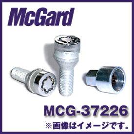 マックガード MCG-37226 4個入り 対応車種:ニューミニ ロックボルトカラー:クローム【ホイールロック】【RCP】