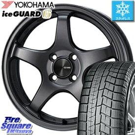 【7/15は最大21倍】 フィールダー ロードスター YOKOHAMA iceGUARD6 ig60 アイスガード ヨコハマ スタッドレスタイヤ 215/45R17 ENKEI エンケイ PerformanceLine PF05 ホイールセット 17インチ 17 X 7.0J +45 4穴 100