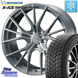 /5はマラソンエントリーで最大33.5倍&最大1000円クーポン発行】 ミシュラン X-ICE SNOW エックスアイススノー ◆ SUV XICE SNOW SUVスタッドレス 正規品 225/55R19 WEDS 【欠品次回09月上旬】 F ZERO FZ-1 FZ1 鍛造 FORGED ホイール19インチ 19 X 8.0J +38 5穴 114.3