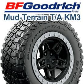 【予告!4/1(水)ワンダフル最大P27倍】【2本以上からの販売】BF Goodrich グッドリッチ マッドテレーン TA T/A Mud-Terrain T/A KM3 サマータイヤ 285/65R18 1本価格 タイヤのみ サマータイヤ 18インチ