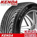 KENDA ケンダ KAISER KR20 サマータイヤ 245/35R20 4本セット タイヤのみ サマータイヤ 20インチ ゴムバルブサービス…