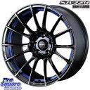 YOKOHAMA ブルーアース・エース AE50Z 215/40R18WEDS WedsSports SA-72R 18 X 7.5 +45 5穴 100