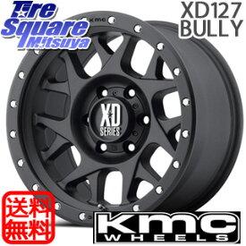 ファイアストン DESTINATION LE-02 サマータイヤ 215/65R16 KMC XD127BULLY ホイールセット 4本 16インチ 16 X 7(US) +26 5穴 110
