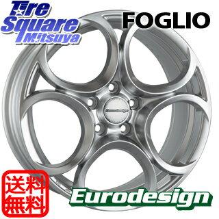 ミシュラン エナジーセイバープラス サマータイヤ 205/55R16阿部商会 Euro Design Foglio ホイール 4本セット 16インチ 16 X 7(m12) +41 5穴 110