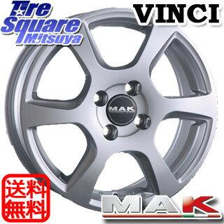 TOYOTIRES トーヨー タイヤ SD-7 サマータイヤ 175/65R14阿部商会 MAK VINCI(ヴィンチ) ホイール 4本セット 14インチ 14 X 5.5 +35 4穴 98