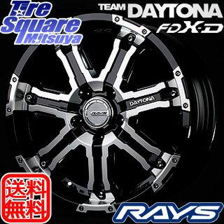 TOYOTIRES トーヨー トランパス ML ミニバン TRANPATH サマータイヤ 205/60R16RAYS FDX-D デイトナ DAYTONA 16 X 7 +40 5穴 114.3