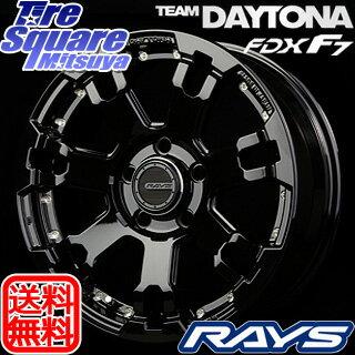 TOYOTIRES トーヨー トランパス ML ミニバン TRANPATH サマータイヤ 205/60R16RAYS FDX-F7 デイトナ DAYTONA 16 X 7 +40 5穴 114.3
