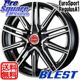 【6/10は最大P45倍】 コペン BLEST Eurosport Regulus A1 ホイールセット 16インチ 16 X 5.0J +45 4穴 100WINRUN WINRUN R330 サマータイヤ 165/45R16