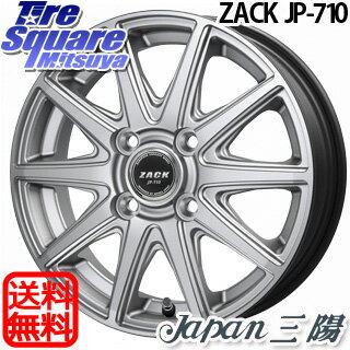 グッドイヤー ベクター Vector 4Seasons Hybrid オールシーズンタイヤ 165/60R15Japan三陽 ZACK JP-710 ホイール 4本セット 15インチ 15 X 4.5 +45 4穴 100
