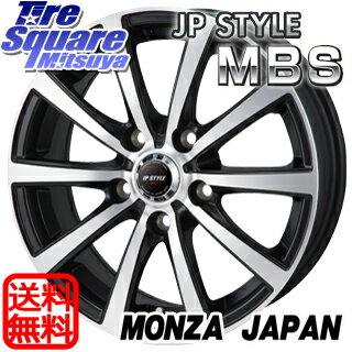 MONZA JP_STYLE_MBS 15 X 6 +48 5穴 114.3