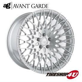 20インチ メルセデスベンツ Eクラス(W213) ag wheels M540 20×9.0J &10.0J シルバーマシンド(AVANTGARDE)当社指定輸入タイヤ 245/35R20 & 275/30R20 新品タイヤホイールセット4本価格