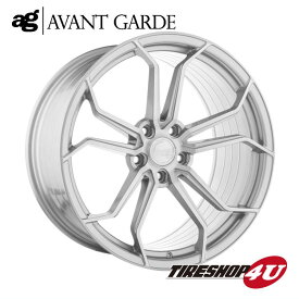 22インチ メルセデスベンツ Gクラス(W463)ag wheels M632 22×10.5J シルバーマシン/グロスブラック/マットブラック/ブロンズ/ガンメタ(AVANTGARDE)当社指定輸入タイヤ 305/40R22 新品タイヤホイールセット4本価格