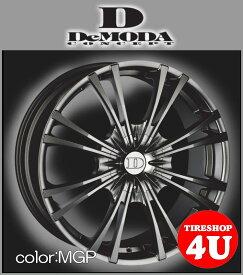 22インチDeMODA MIURA(ディモーダ ミウラ) メルセデスベンツ GLクラス(X164) 22×9.5J 5/120 ET45 マットグラファイト(MGP)265/40R22 ※当社指定輸入タイヤ新品タイヤホイール4本セット価格 JWL規格適合品