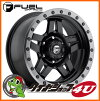 17 inches of FUEL OFF ROAD Anza D557 17x8.5 ET+6/-6 マットブラックトーヨーオープンカントリー M/T 265/70R17 tire wheel four set FJ cruisers, プラド 120/150, cony 125 (lift up required), new article including Wrangler (JK)