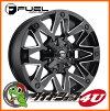 17 inches of FUEL OFF ROAD AMBUSH D555 17x9.0 gross black / ミルドトーヨーオープンカントリー M/T 265/70R17 tire wheel four set FJ cruisers, プラド 120/150, cony 125 (lift up required), new article including Wrangler (JK)