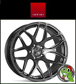 19インチIspiri Wheel ISR10 19×10.0J 5/112 +25 HUB:66.56φMatte Graphite(マットグラファイト) 19100 イスピリホイール 新品アルミホイール1本価格 正規輸入品JWL適合品 スタンス ベンツ W219(リア)Audi A5