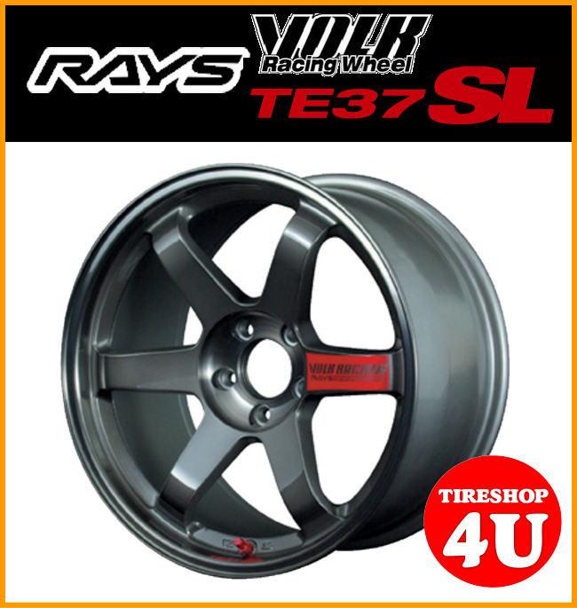 17インチRAYS VOLK Racing TE37SL 17×8.5J 5/114.3 +40PG(プレスドグラファイト) レイズ ボルクレーシング TE37SL 鍛造 新品アルミホイール1本価格
