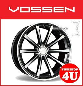 20インチVOSSEN ヴォッセ VVC CV1 マットブラックマシンドベンツ CLS W219 メルセデスベンツ タイヤ付4本SET 逆反り