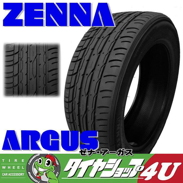 ■送料無料 新品 タイヤ ZENNA ARGUS 275/25R26 UHP M+S ラジアルタイヤ ゼナ アーガス サマータイヤ 275/25-26