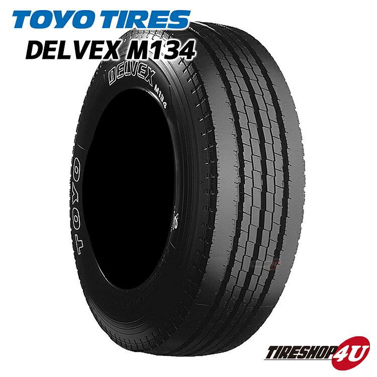 TOYO (トーヨー) DELVEX M134 (デルベックス) 175/75R15 175/75-15 送料無料 サマータイヤ 夏タイヤ 1本価格 15インチ