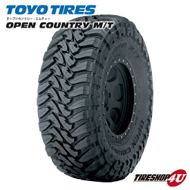 送料無料 新品 TOYO OPEN COUNTRY M/T 35x12.50R17 トーヨー オープンカントリー MT マッドタイヤ オフロードタイヤ サマータイヤ ラジアルタイヤ 35x12.5-17 取付対象