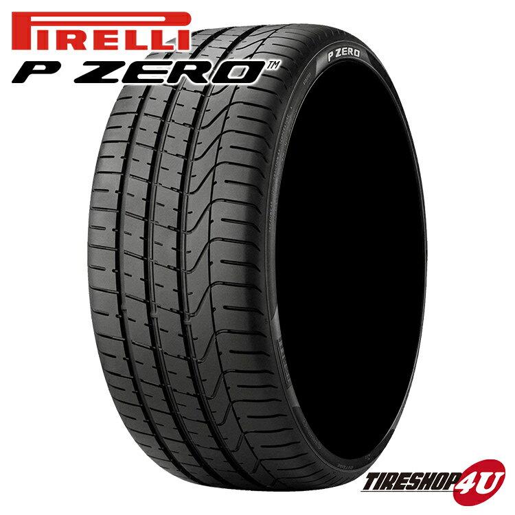 送料無料 新品 タイヤ PIRELLI P ZERO 305/30ZR20 N1 (103Y) XL ピレリ ピーゼロ ポルシェ承認タイヤ 305/30R20 305/30-20