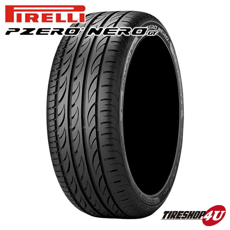 送料無料 新品 タイヤ PIRELLI P ZERO NERO GT 295/25R22 サマータイヤ 単品 ラジアルタイヤ ピレリ ピーゼロ ネロジーティー 295/25-22