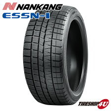 2018年製NANKANG(ナンカン)ESSN-1ESSN1185/65R14185/65-142018年製送料無料スタッドレス冬タイヤ1本価格14インチ