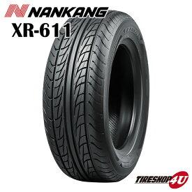 送料無料 新品 タイヤ ナンカン XR611 175/80R15 175/80-15インチ サマータイヤ ラジアルタイヤ XR-611