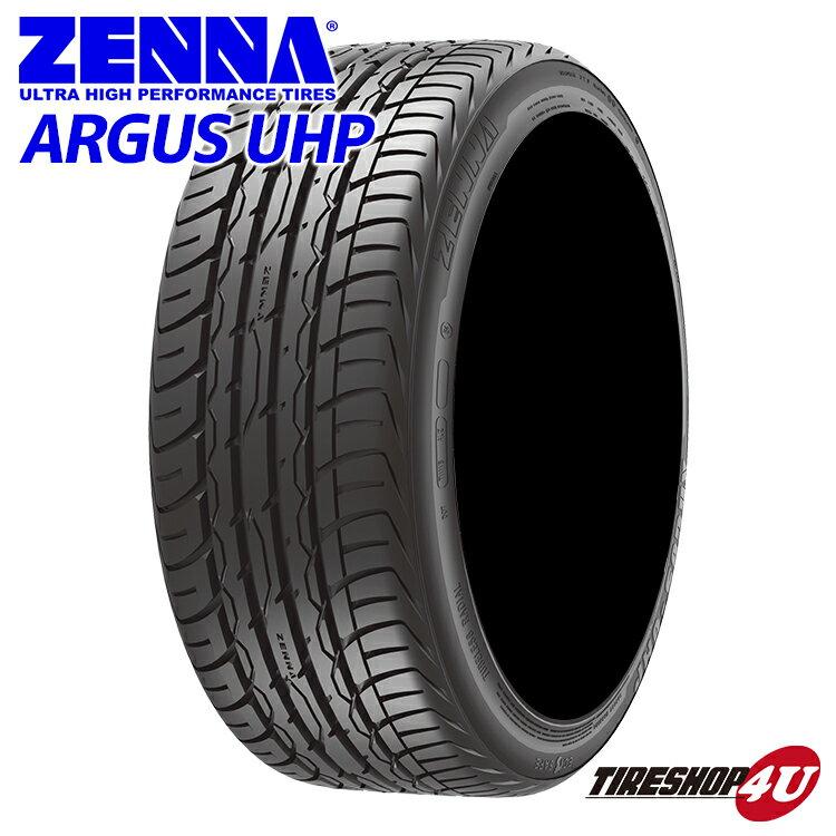 ■送料無料 新品 タイヤ ZENNA ARGUS 305/35R24 UHP M+S ゼナ アーガス ラジアルタイヤ サマータイヤ 305/35-24