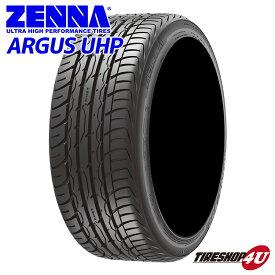 送料無料 新品 タイヤ ZENNA ARGUS 245/30R22 ゼナ アーガス UHP M+S ラジアルタイヤ サマータイヤ 夏タイヤ 245/30-22