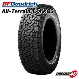送料無料 新品 タイヤ BFグッドリッチ 225/70R16 All-Terrain T/A KO2 RWL ホワイトレター サマータイヤ オールテレーン 単品 BF Goodrich 225/70-16