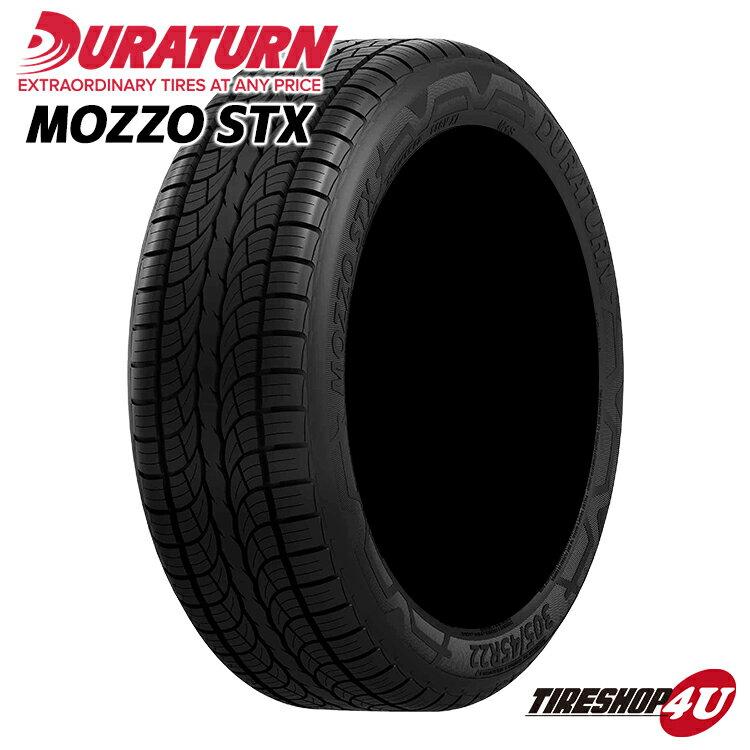 ■送料無料 新品 タイヤ 245/40R20 MOZZO STX ラジアルタイヤ サマータイヤ 単品 タイヤ モッツォ Duraturn デュラターン 245/40-20