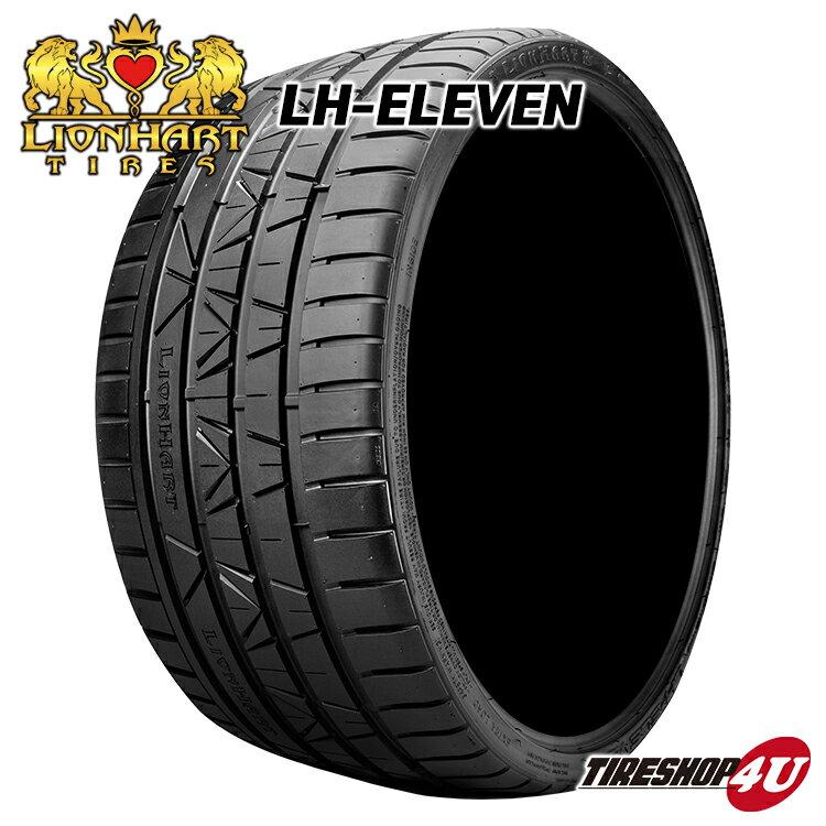 送料無料 新品 タイヤ ライオンハート LH11 275/23R24 サマータイヤ LION HART TIRES LH-ELEVEN 単品 275/23-24