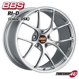 ホイール単品BBS RI-D RI-D034 超超ジュラルミン鍛造 20インチ 20X9.0J 5/114.3 ET35 DSK DBK MB レクサスRC-F フロント