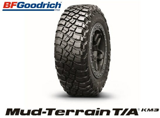 BFGoodrich Mud-Terrain T/A KM3 LT315/75R16 127/124Q BFグッドリッチマッドテレーン MT【ブラックレター】(タイヤ単品1本価格)