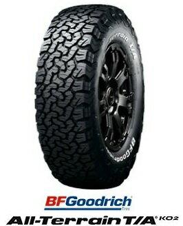 BFGoodrich グットリッチ All-Terrain T/A KO2 35X12.50R17LT BFグッドリッチ オールテレーンKO2 ホワイトレター(タイヤ単品1本価格)