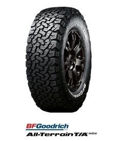 BFGoodrich グットリッチ All-Terrain T/A KO2 LT265/60R20 BFグッドリッチ オールテレーン AT ブラックレター(タイヤ単品1本価格)